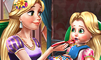 Goldie Princess: Toddler Feed