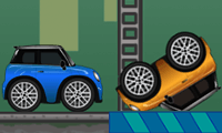 Rocky Rider: Monster Truck Game