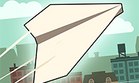 Flight: Paper Airplane Game