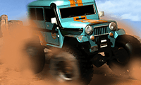 Monster Truck 3D: Arena Stunts