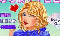 Kändisfashionista på omslaget