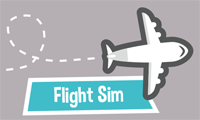 Flight Sim: Airplane Landing Game