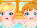 Game Bayi Kembar Baru Lahir