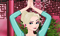 Prinzessin: Yoga-Queen