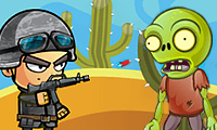 Zombie Dolls: Shooting Game