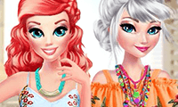 Princesses : BFFS à New York