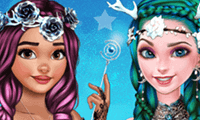 Mermaids' Makeup Salon