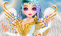 Princesas: encanto angelical