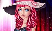 Designa sjöjungfruprinsessans hatt