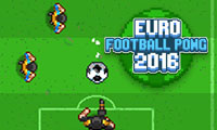Euro Football Pong 2016 by Claudio Souza Mattos