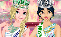Ice Princess Wedding: Dress Up Game