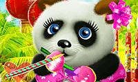 L'allegro panda