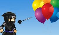 Balloons: Ninja Game