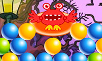 Bubble shooter aquatique