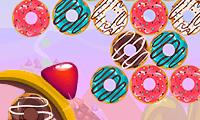 Donuts schieten