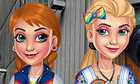 Принцессы на ЛГБТ-параде