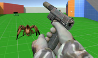 Spiders Arena 2: Shooting Game