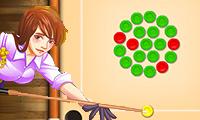 Дисковый бильярд — 1 игрок