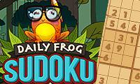 Żaba: Dzienne Sudoku