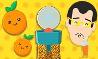 I Love Orange Juice