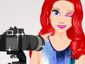 Servizio fotografico di moda con Ariel