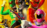 Power Rangers Megaforce Legacy