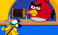 Angry Birds Fishing