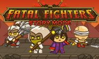 Fatal Fighters 2: 2 Player Game