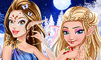 Winter Fairies: Princesses