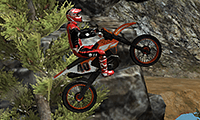 Stickman Downhill: Mountain Bike Game