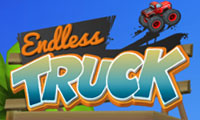 Endless Truck: 3D Racing Game