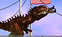 Miami Rex: Dinosaur Game