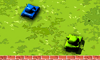 War of Metal: 2 Player Tank Game 3D