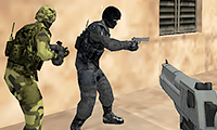 Counter Strike Flash: Sniper Game