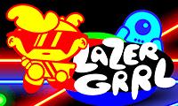 Lazer Grrl