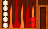 Backgammon Classic: 2 Player Board Game