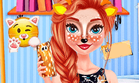 Princess: Animal Dress-Up Party