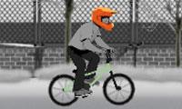 Mania BMX invernale