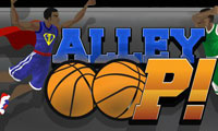 Alley Oop!: Basketball Game