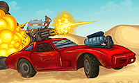 Spy Car: Shooting Game