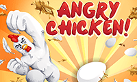 Angry Chicken: Egg Madness