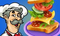 Préparateur de Sandwichs