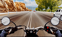Highway Rider Extreme: Motorbike Game 3D