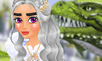 Dragon Queen: Wedding Dress