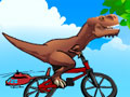 T. rex en BMX