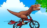 Aksi Ketangkasan T-Rex