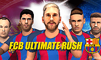 FC Barcelona: Ultimate Rush