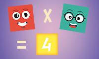 Puzzle Matematika