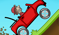 Uphill Farmer: Motorcycle Game