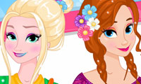 Anna & Elsa: tendenze primaverili